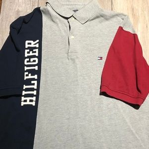 Tommy Hilfiger polo size XL